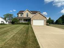 Homes for Sale in Choctaw Lake Subdivision, Choctaw Lake, Ohio $349,750