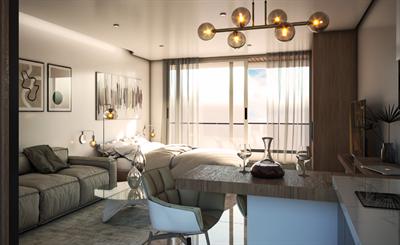 Studio Penthouse in a premium location in Playa del Carmen