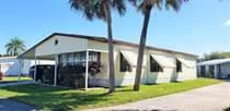 Homes for Sale in SWAN LAKE, Vero Beach, Florida $28,500