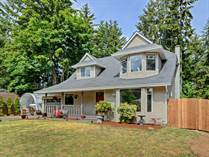 Homes Sold in Shawnigan Lake, British Columbia $499,900