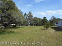 Lots and Land for Sale in Brookridge, Brooksville, Florida $28,000