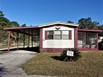 Homes for Sale in brooksville , Florida $23,500