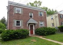 Homes for Rent/Lease in Trenton, Ewing, New Jersey $995 one year