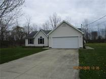 Homes for Sale in Rome, Ohio $157,000