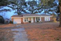 Homes for Sale in Fayetteville, North Carolina $87,000