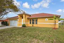 Homes for Sale in Cape Coral, Florida $219,900