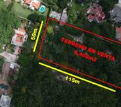 Lots and Land for Sale in Cancun, Quintana Roo $7,000,000