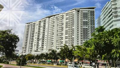 NICE APARTMENT FOR RENT IN CANCUN, IN COMFORTABLE TOWER, OPTIONAL FURNISHED