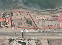 Lots and Land for Sale in Playitas, Ensenada, Baja California $2,300,000