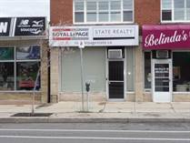 Commercial Real Estate for Rent/Lease in Hamilton, Ontario $1,900 monthly