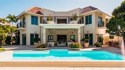 Punta Cana Luxury Villa For Sale   Tortuga C2   Punta Cana Resort & Club