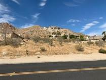 Lots and Land for Sale in Apple Valley, California $150,000