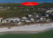 Lots and Land for Sale in Cape San Blas, Florida $67,000
