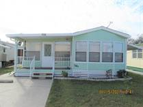 Homes for Sale in HILLCREST RV PARK, Zephyrhills, Florida $19,500