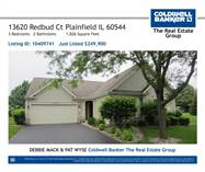 Homes Sold in Carillon, Plainfield, Illinois $249,900