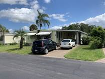 Homes for Sale in Palm Tree Acres Mobile Home Park, Zephyrhills, Florida $12,900