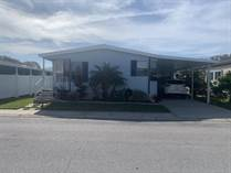 Homes for Sale in Paradise Park, Largo, Florida $68,900