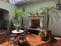 Homes for Rent/Lease in Centro, San Miguel de Allende, Guanajuato $1,250 weekly