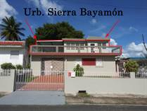 Homes for Rent/Lease in Sierra Bayamon, Puerto Rico $550 monthly