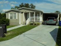 Homes for Sale in Carefree Village, Tampa, Florida $69,900