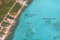 Lots and Land for Sale in North Island Area, Ambergris Caye, Belize $575,000