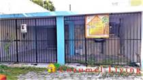 Homes for Sale in 10 de Abril, Cozumel, Quintana Roo $120,000