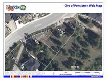 Lots and Land for Sale in Wiltse / Valley View, Penticton, British Columbia $315,000