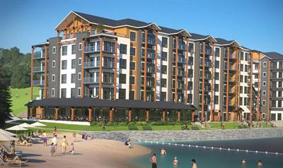 1101 Horseshoe Valley Rd W Edge Horseshoe Condos Resort