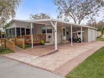 Homes for Sale in Whispering Pines MHP, Kissimmee, Florida $37,000
