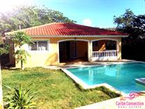 Homes for Rent/Lease in Sosua, Puerto Plata $800 monthly