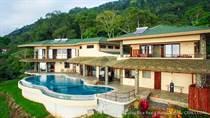 Homes for Sale in Escaleras , Dominical, Puntarenas $4,000,000