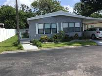 Homes Sold in Southwind Mobile Home Park, Palm Harbor, Florida $104,900