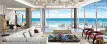 Condos for Sale in Sunny Isles Beach, MIAMI, Florida $3,900,000