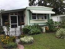 Homes for Sale in Oak Point, Titusville, Florida $23,500