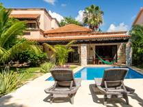 Homes for Sale in Golf Course, Puerto Aventuras, Quintana Roo $490,000