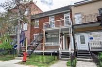 Homes Sold in Ahuntsic, Montréal, Quebec $1