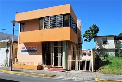 Carolina Centro, calle Domingo Caceres