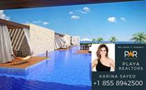 Condos for Sale in Downtown Beachfront, Playa del Carmen, Quintana Roo $285,000