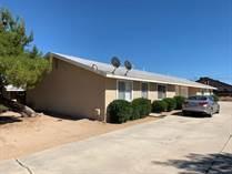 Multifamily Dwellings for Sale in Hesperia, California $615,000