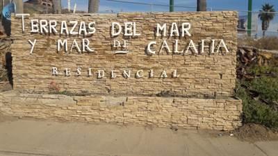 LOT FOR SALE IN TERRAZAS DEL MAR, PLAYAS DE ROSARITO, Lot loma del cerro colorado, PLAYAS DE ROSARITO, Baja California
