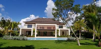 Punta Cana Luxury Villa For Sale    Hacienda 700   Punta Cana Resort, Dominican Republic