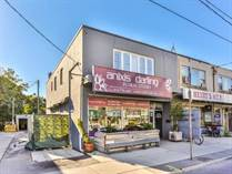Commercial Real Estate for Sale in Toronto, Ontario $2,200,000