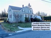 Homes for Sale in Brooklyn, Nova Scotia $185,000
