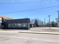 Commercial Real Estate for Sale in Salisbury, New Brunswick $249,900