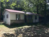 Homes for Sale in Judsonia, Arkansas $30,000