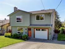 Homes Sold in Saanich West, Victoria, British Columbia $749,900