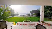 Homes for Sale in South Hotel Zone, Cozumel, Quintana Roo $1,500,000