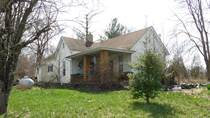 Homes for Sale in Owen County, Coal City, Indiana $69,900