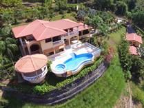 Homes for Sale in Uvita Hills, Uvita, Puntarenas $1,200,000