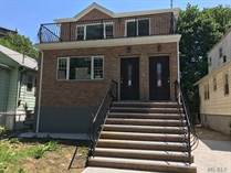 Multifamily Dwellings for Sale in Rochdale, New York City, New York $899,000